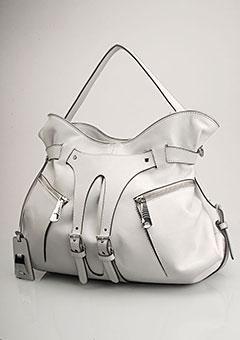 Rock & Republic - Capri Belted Bag in White
