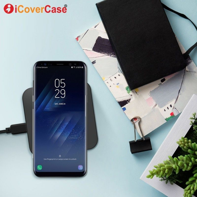 Wireless Charger Charging Pad Case Qi Receiver Phone Accessory For Samsung Galaxy M10 M20 M30 M40 Xcover 4 4s A10e A10s A2 Core M40