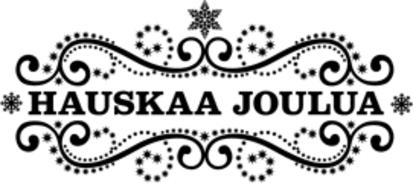 FinnStamper-leimasin Hauskaa Joulua 05 - FinnStamper.com