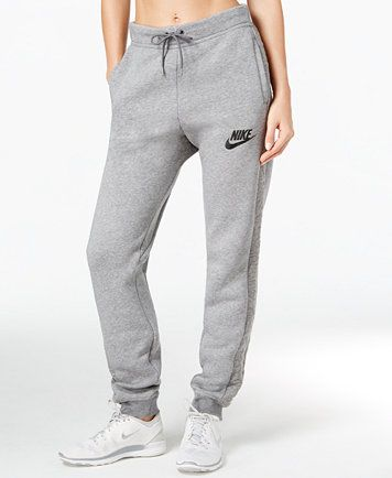 Nike Rally Quilted Jogger Sweatpants | macys.com | Cute ...