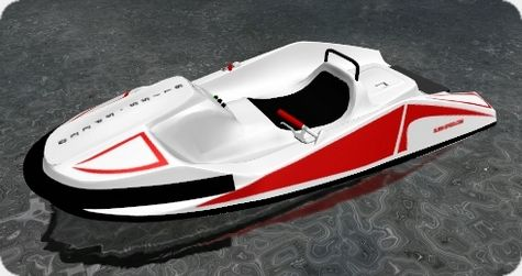Gliss Speed Electric Boat For Sale The New Brilliant