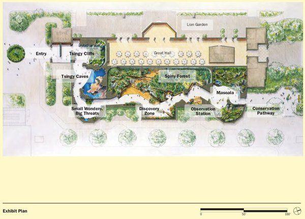 Zoolex Site Plan