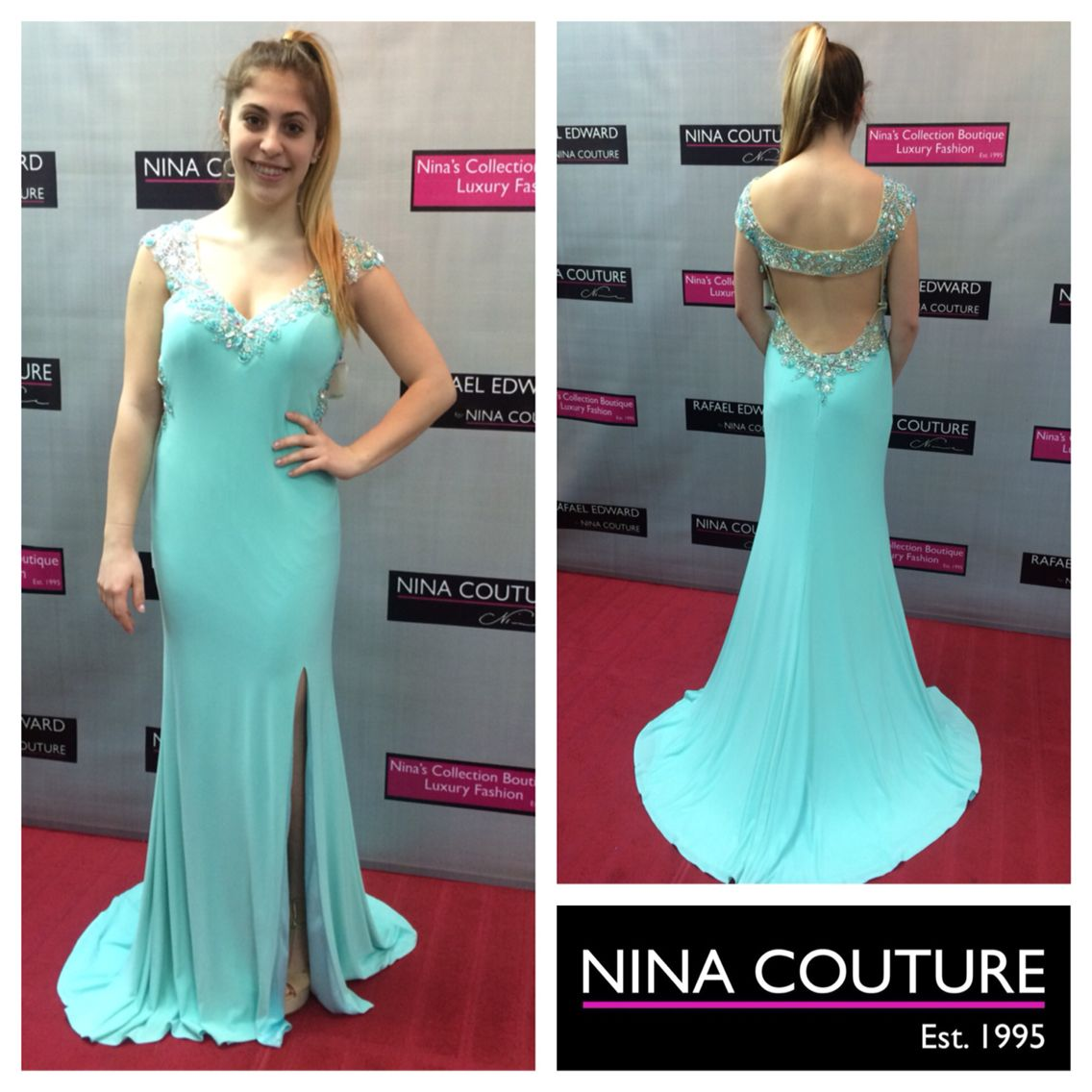 Congratulations on purchasing your gorgeous prom dress by Nina ...