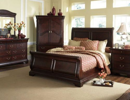 Bedroom set! The Mansion Furniture Pinterest Bedrooms