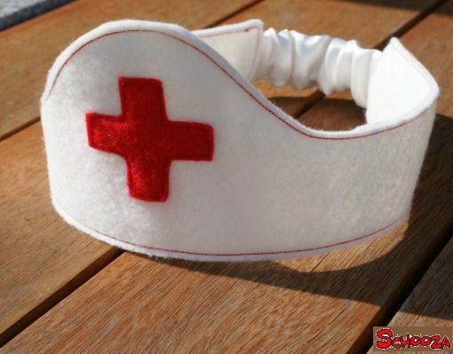Nurse / Doctor crown by Schooza now available on www.madeit.com.au/schooza