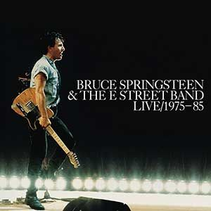 Live 1975-85 Bruce Springsteen & The E Street Band 1986