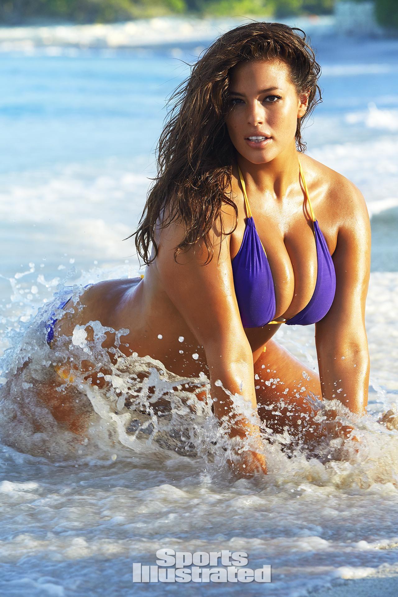 Ashley Graham 2016 Si Swimsuit Photos Sports Illustrated Swimsuit Ashley Graham Sports Illustrated Swimsuit 2016