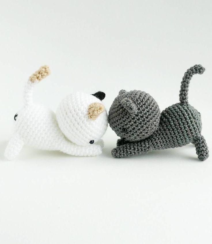 Free pattern- download PDF here. Pattern by Little Bear Crochets ...