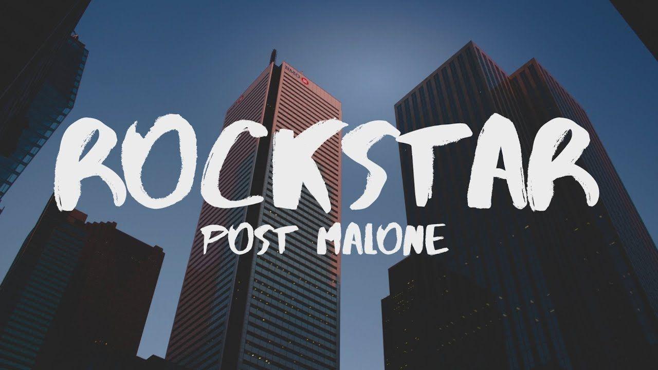 Post Malone Rockstar Lyrics Ft 21 Savage Youtube Post Malone Post Malone Lyrics Music Lyrics