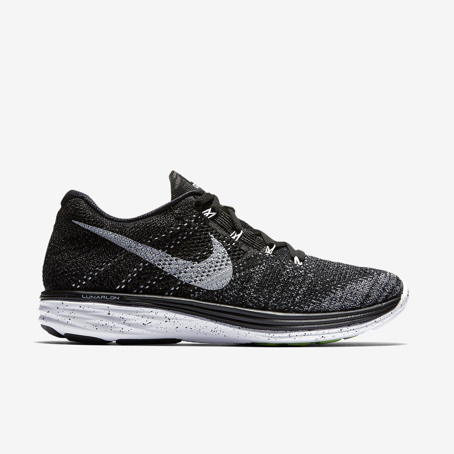 brand new 96122 7bca3 Nike Flyknit Lunar 3 Mens Running Shoe. Nike Store UK ...
