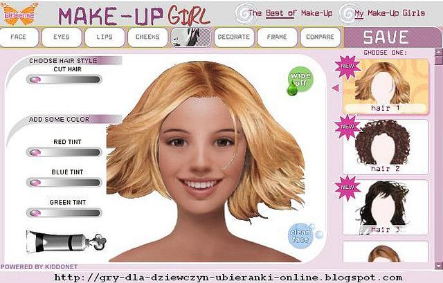 girl games free online hair cutting