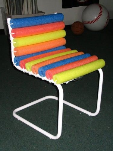 Diy Pool Noodle Chair
