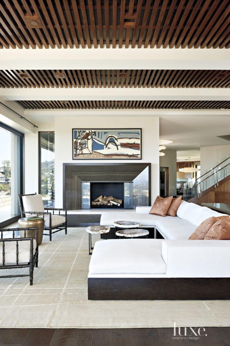 A Modern Hillside Laguna Beach Dwelling With A Resort Style Feel