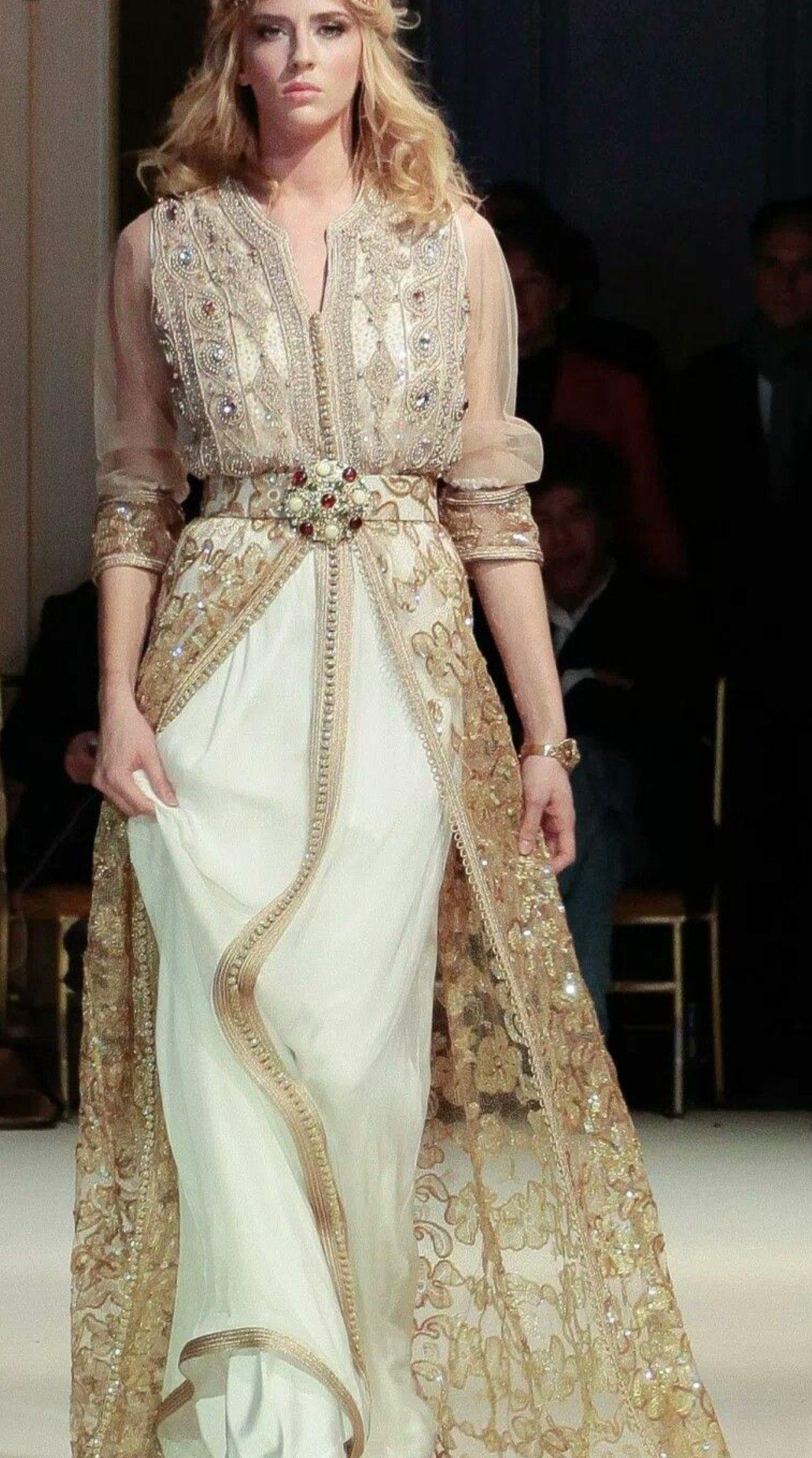 Pin von Ayse auf Kleidung  Marokkanisches kleid, Orientalische
