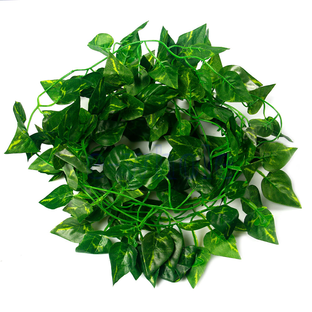 X artificial ivy vine plants trailing plant indoor outdoor