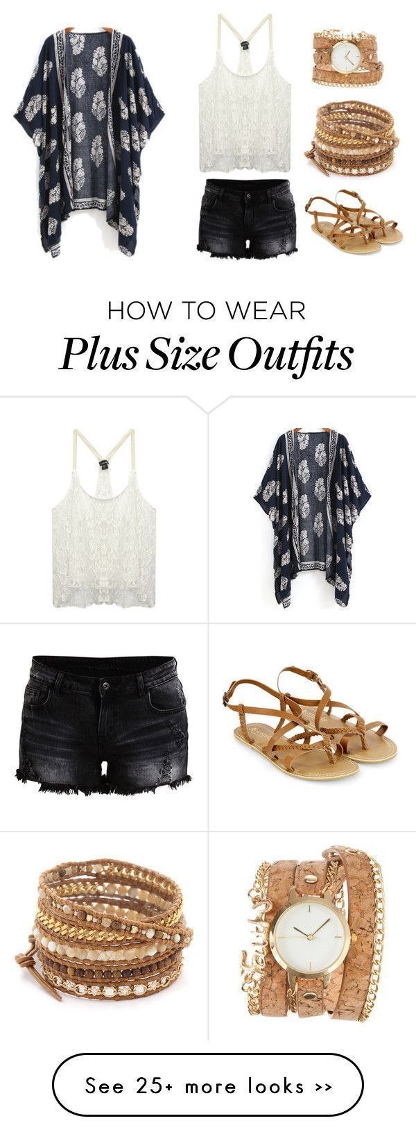 50+ best plus size outfits for summer #plussizedress #dresses