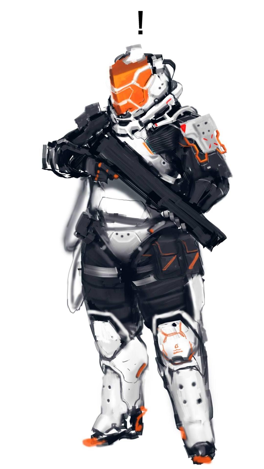 Sink00 Art Sci Fi Concept Art Futuristic Armour Concept Art Characters
