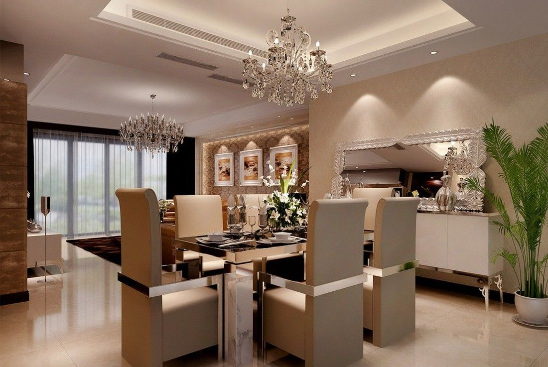 2015interiordesigntrends Beautiful and Solid Dining Room