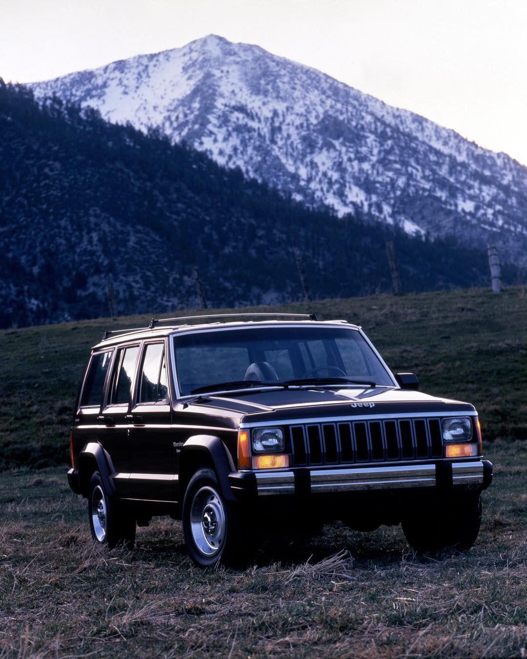 1984 jeep wagoneer xj