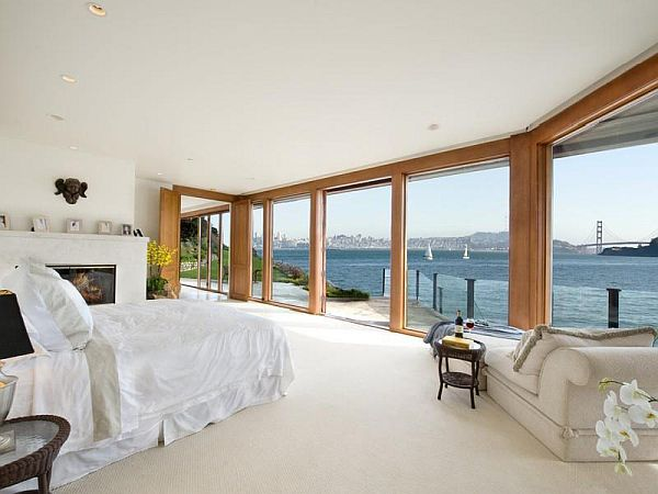 beautiful bedrooms with a view. 26 Amazing Bedrooms With Stunning Views Beautiful A View S