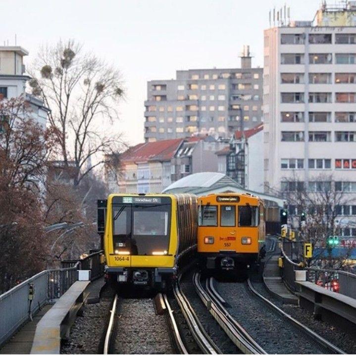 Treffen Der U Bahn Generationen U Bahn Tor Bahn