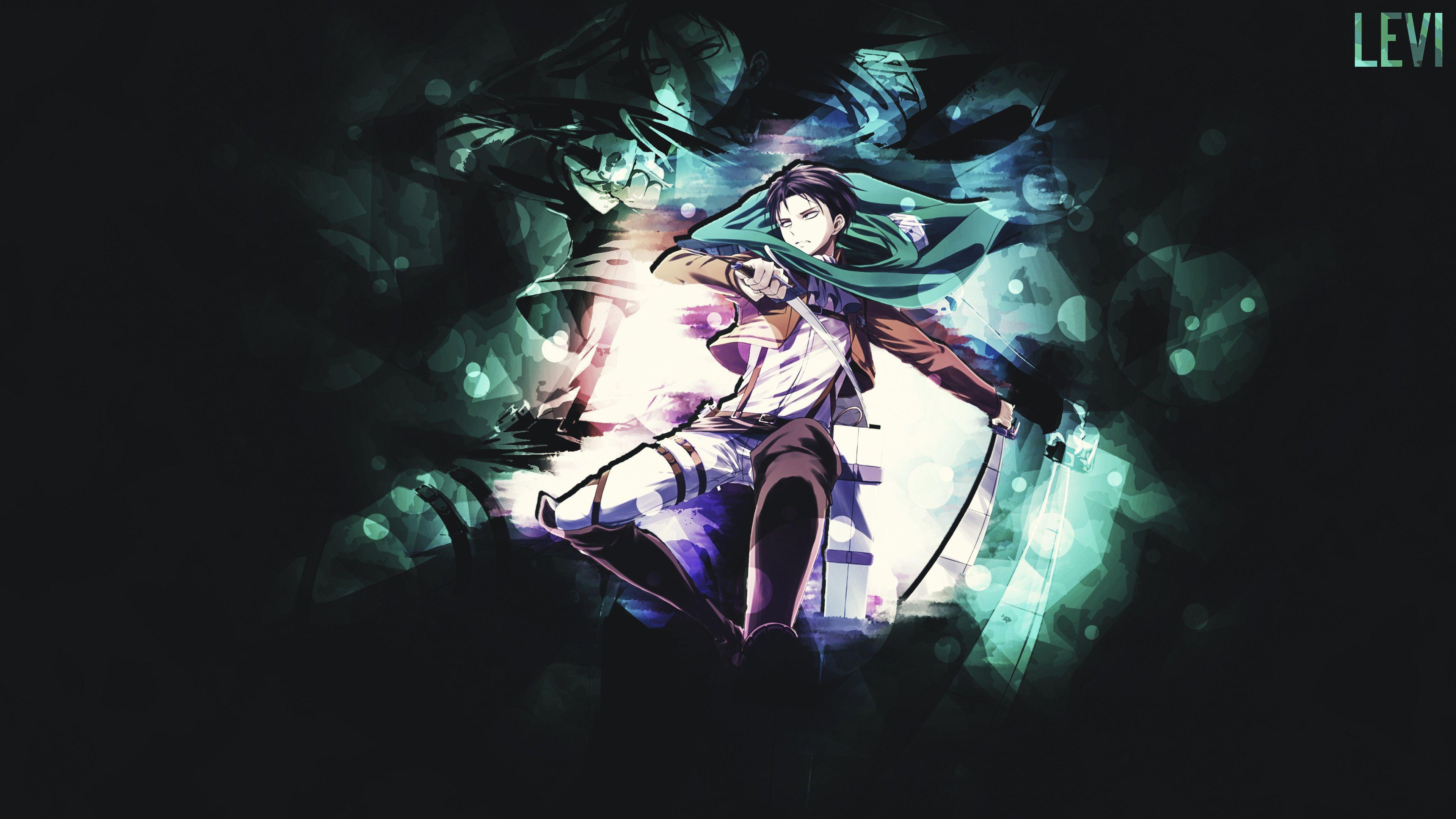 Unduh 66 Wallpaper Anime Levi Hd HD Gratid