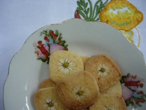 spring home made cookies