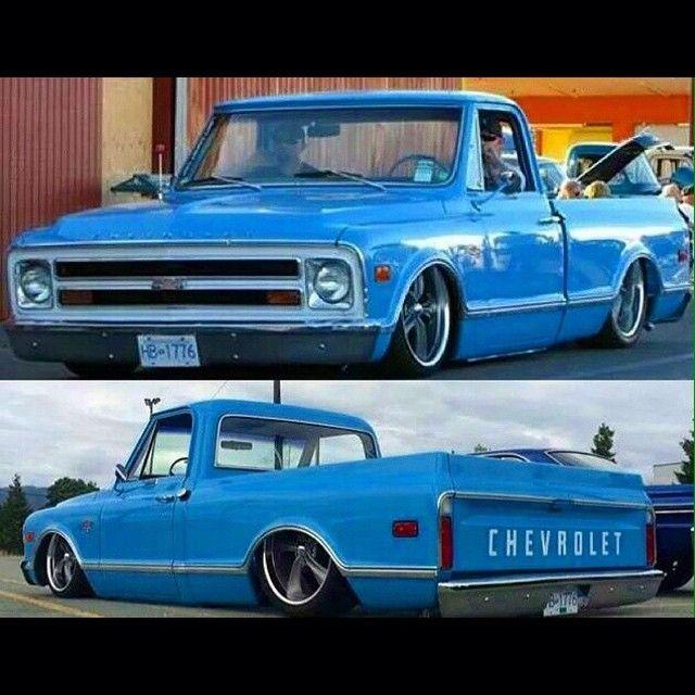 Nice 67 68 Chevy Pickup Chevy C10 Chevy Trucks 72 Chevy Truck