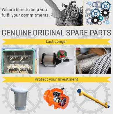 SehnaouiPlant offer high quality spare parts. #genuine, original, spareparts aftersales investment. See more at: http://www.sehnaouiplant.com