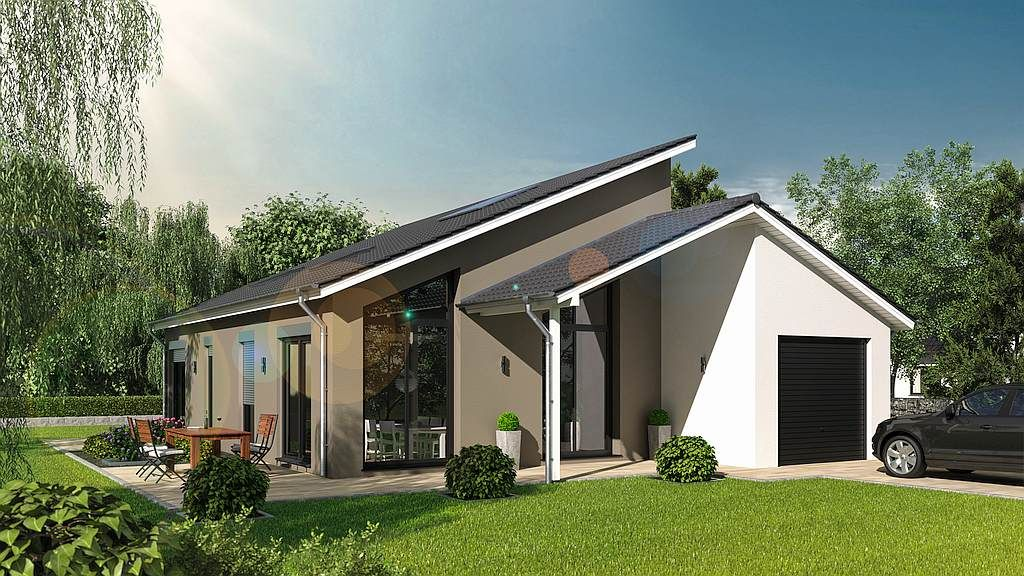 moderne bungalows beautiful on modern design plus moderne bungalows - Moderne Bungalows