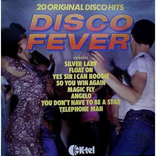 Disco Fever By Various Artists K Tel 1970s Compilation