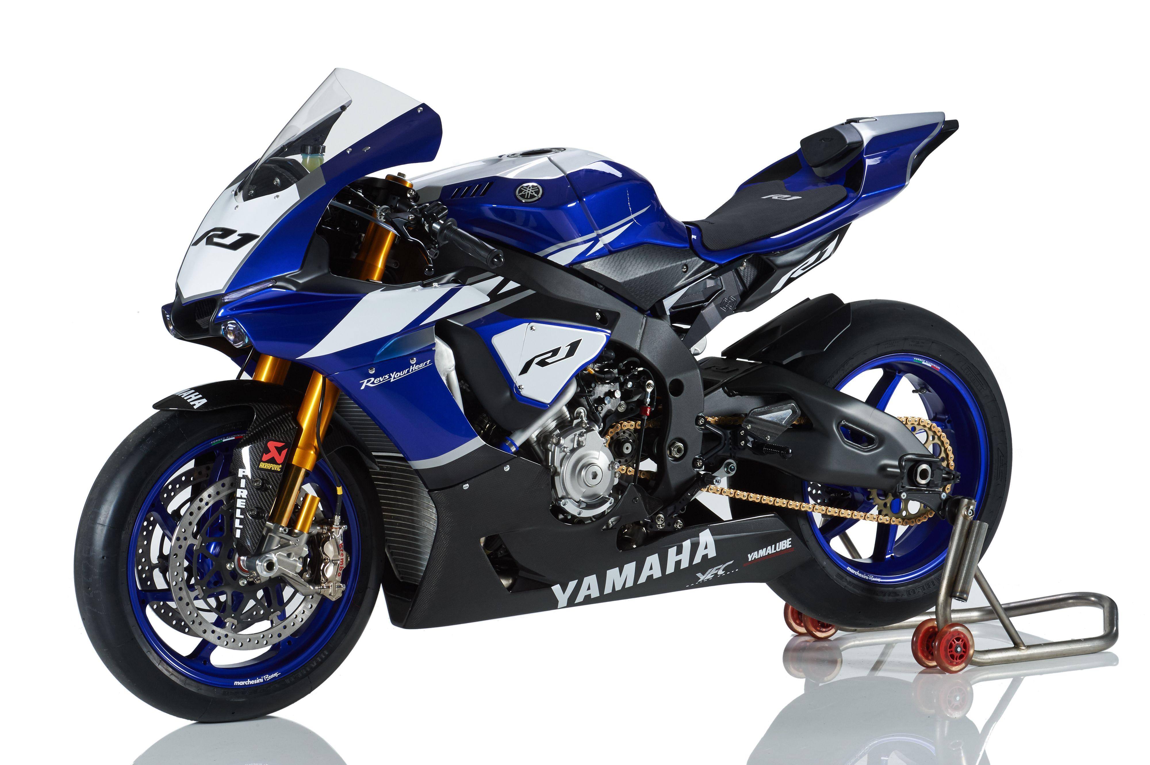 Yamaha YZF R1 Factory Bike 2015