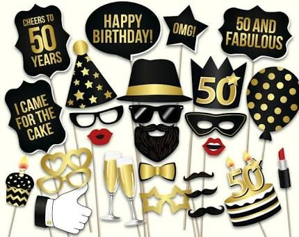 50th birthday party ideas for men Google Search birthday
