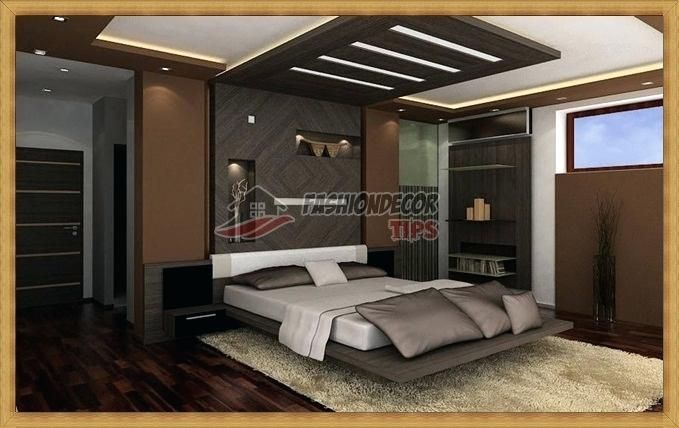 Bedroom Simple False Ceiling Design 2018 Bedroom Design