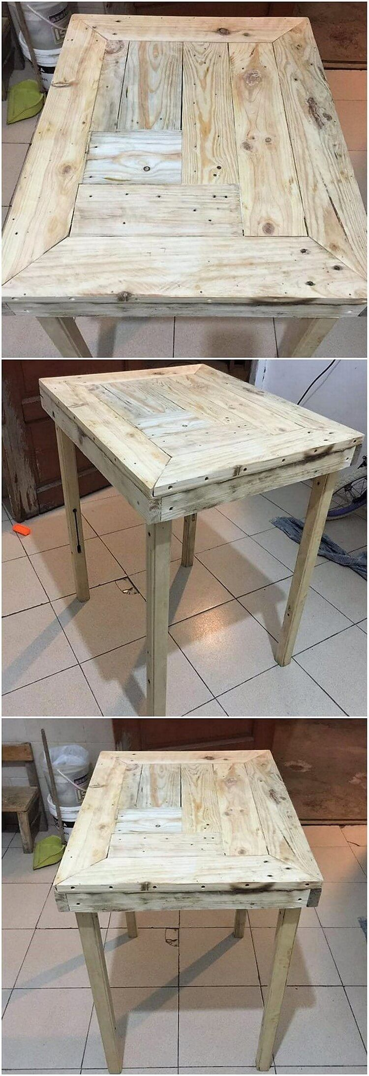 Amazing Ideas to Convert Wooden Pallets into