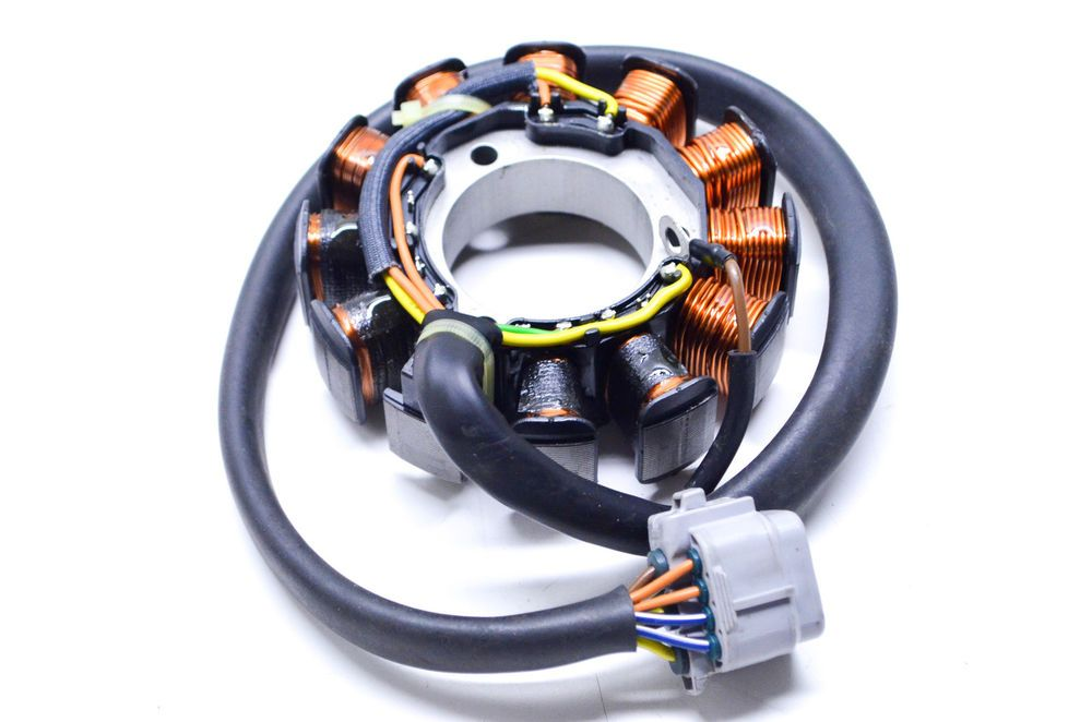 Details About Oem Arctic Cat 3007 018 Stator Assembly Nos Snowmobile Parts Ducati Parts Honda Motorcycle Parts