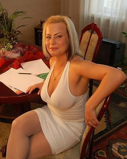 sexy mature horny women