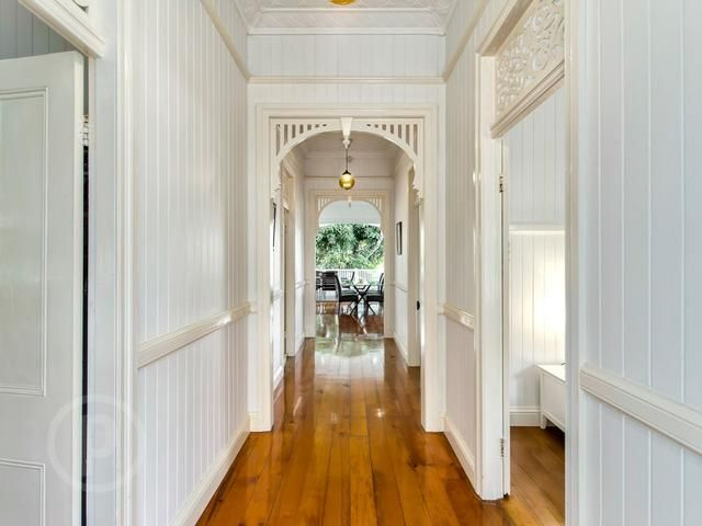 Foyer And Entryways Queensland : Munro street auchenflower qld interiors