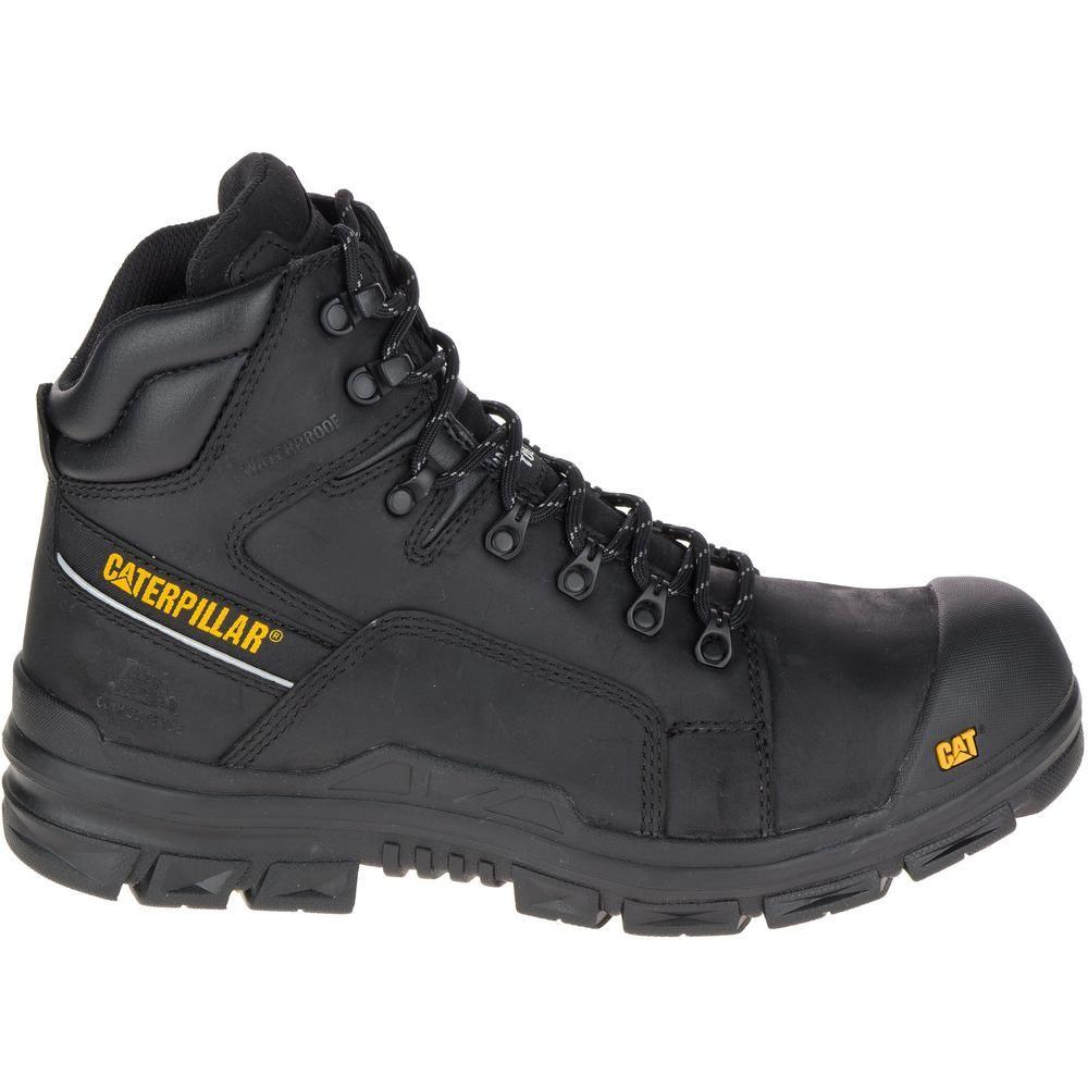 9ca3dcc5085 CAT Footwear Struts Men's Size 11M Black Composite Toe Boots in 2019 ...
