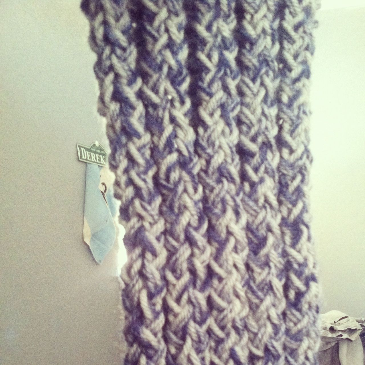 Knitting project 30%