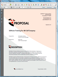 8e822df7d660d9b095fd8f396ad5094a  Proposal Of Services Template