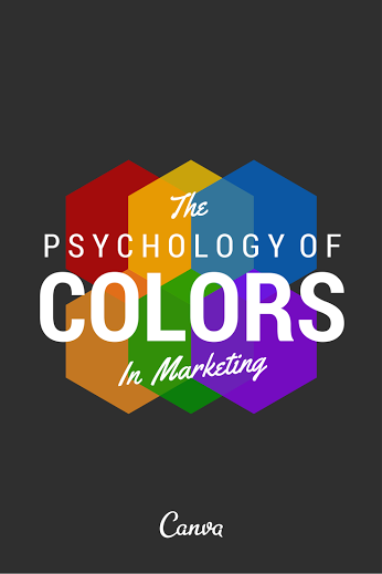 { The Psychology of Colors in Marketing } #Google+