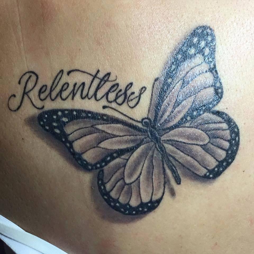 Tattoo Designs and Ideas Tattoospedia Black butterfly