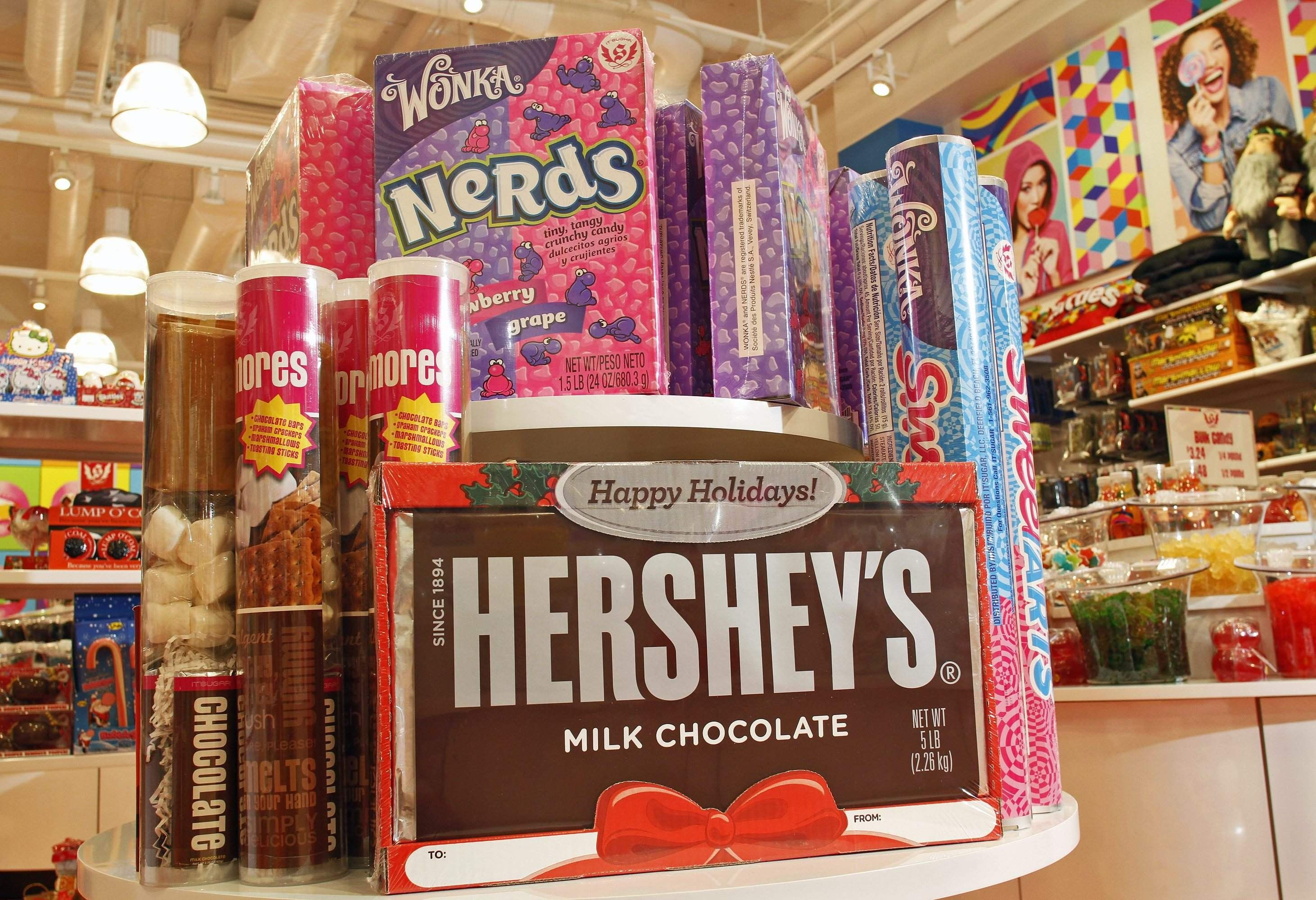 Giant Candy Bars & Giant Candy Bars | Awesome Places | Pinterest | Giant candy bars Aboutintivar.Com