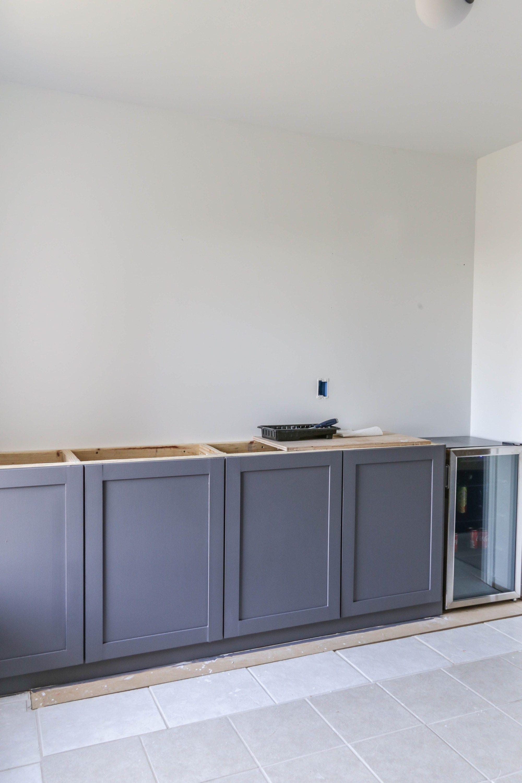 Diy Kitchen Cabinets For Under 200 A Beginner S Tutorial Diy Kitchen Cupboards Diy Cabinet Doors Diy Kitchen Cabinets