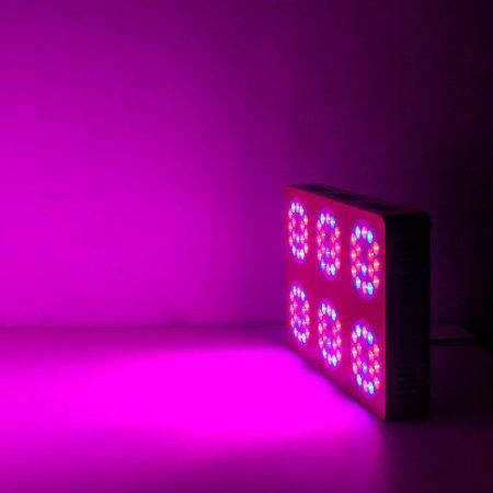 Amazon.com : KEDSUM® AC85V-265V 324W*108PCS LED Red Blue Full Spectrum LED Grow Light for Indoor Plant Growing in Garden Greenhouse Hydropon...