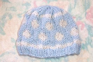 Smoothfox Bany Bubbles Knot Hat, 5.00 mm needles