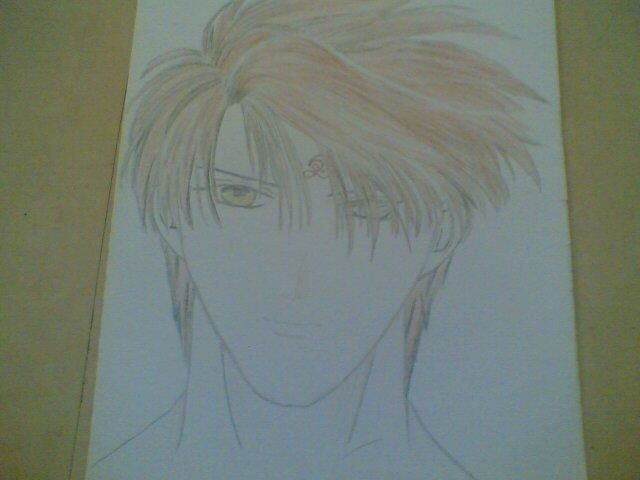 my draw - Sketching by roxette Tansiongco at touchtalent 18172