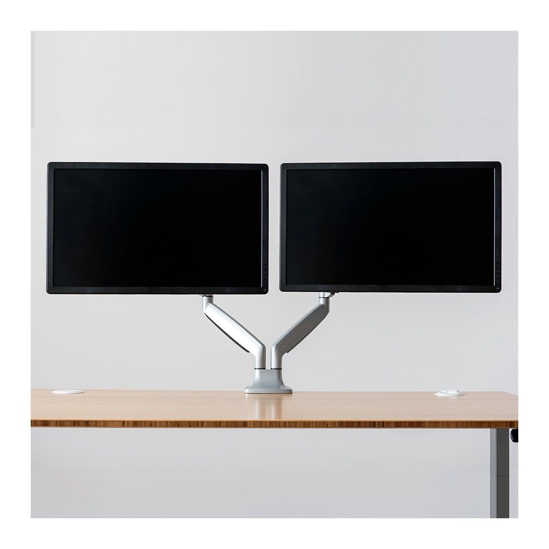 Description of workrite willow monitor arm willow is specifically - Jarvis Dual Monitor Arm