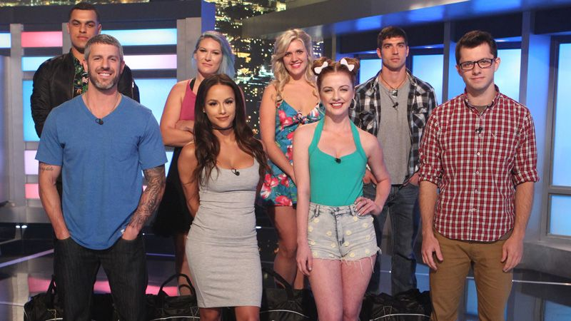 The Second Group To Enter The House In Bb 19 Big Brother Tv Big Brother Tv Show Cody From Big Brother